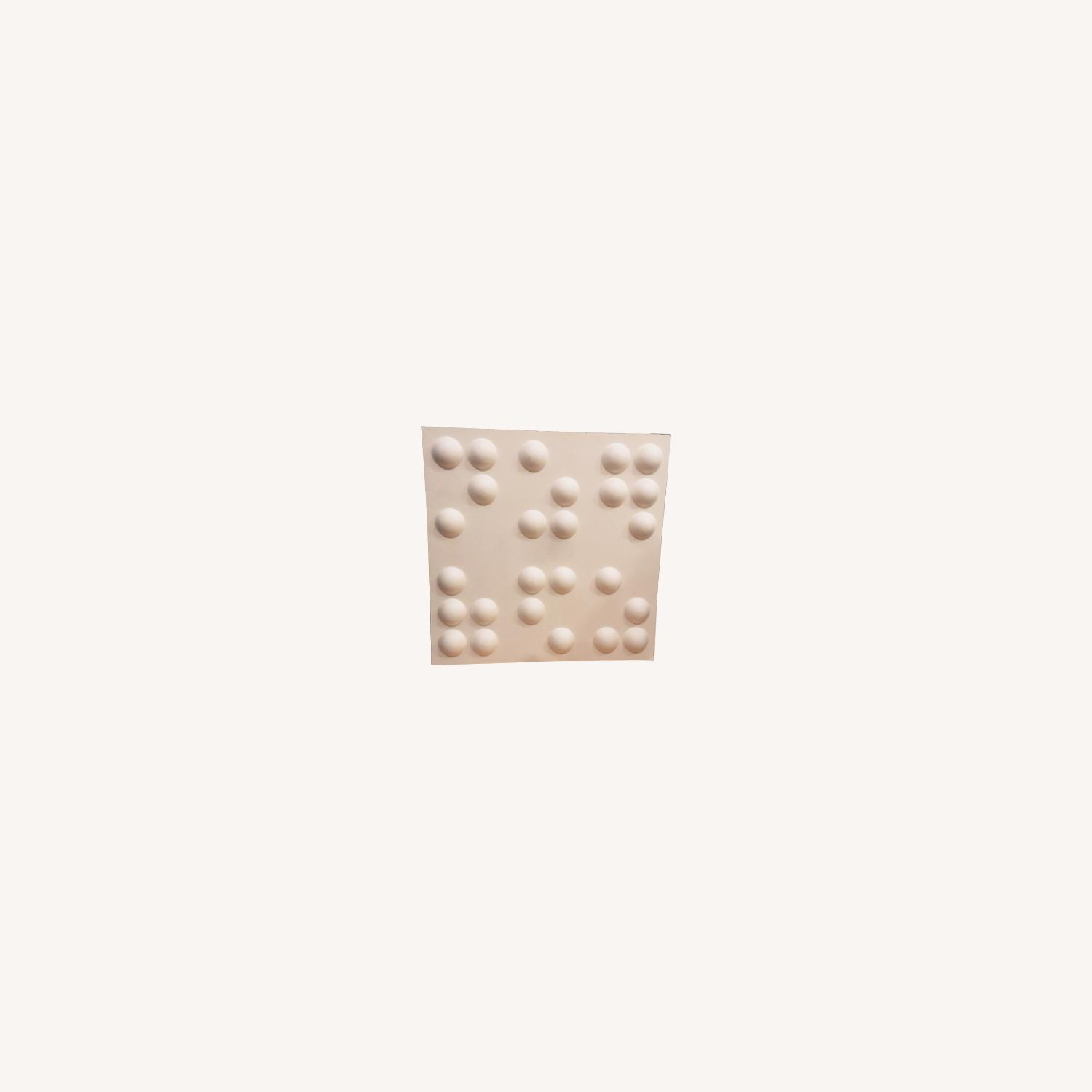 Inhabit Living Braille Wall Flats - image-0