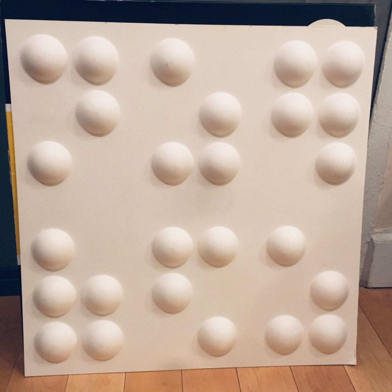 Inhabit Living Braille Wall Flats - image-3