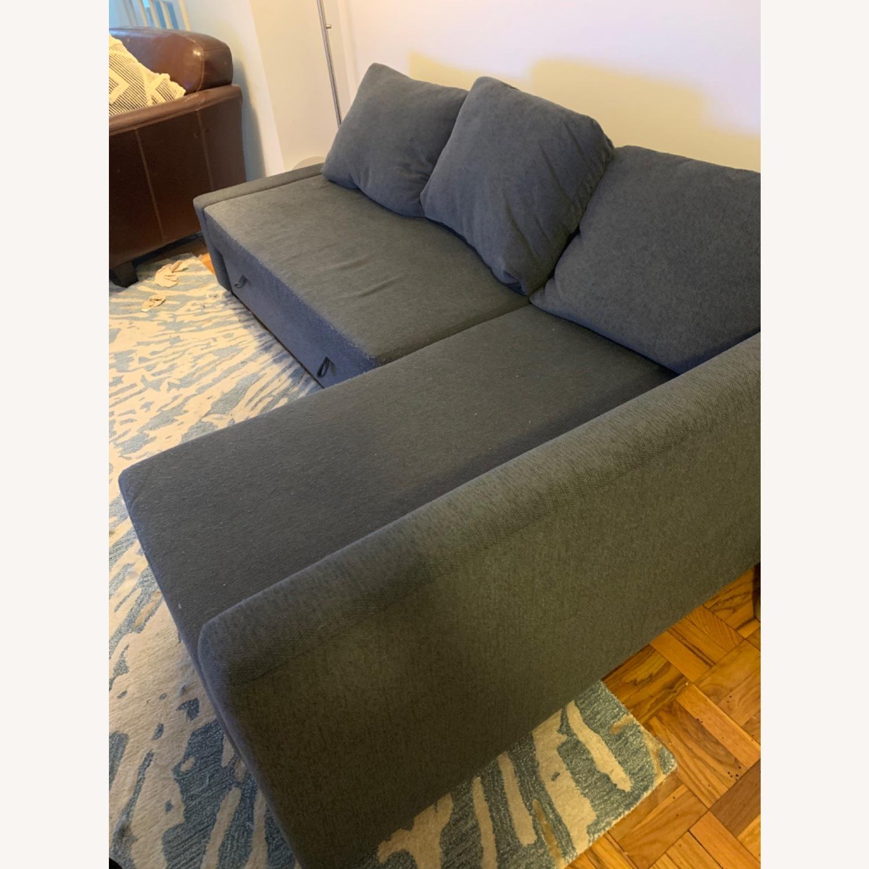 IKEA FRIHETEN Sleeper Sectional - image-3