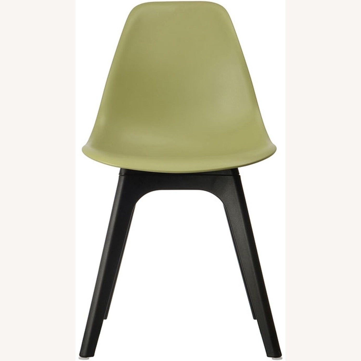 Side Chair In Lime Color Finish - image-1
