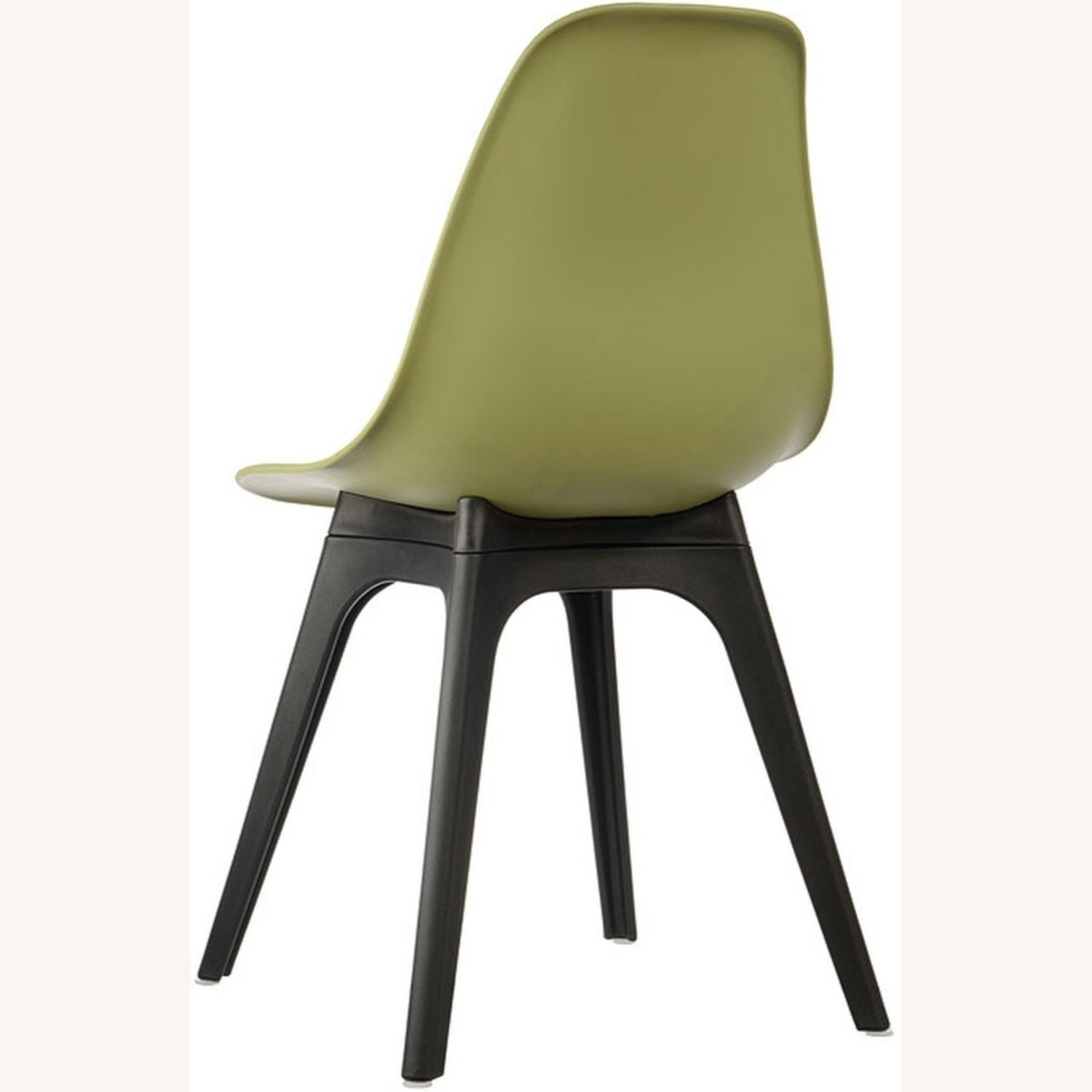 Side Chair In Lime Color Finish - image-3