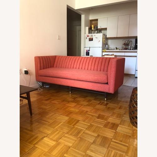 Used Joybird Key Largo Coral Sofa for sale on AptDeco