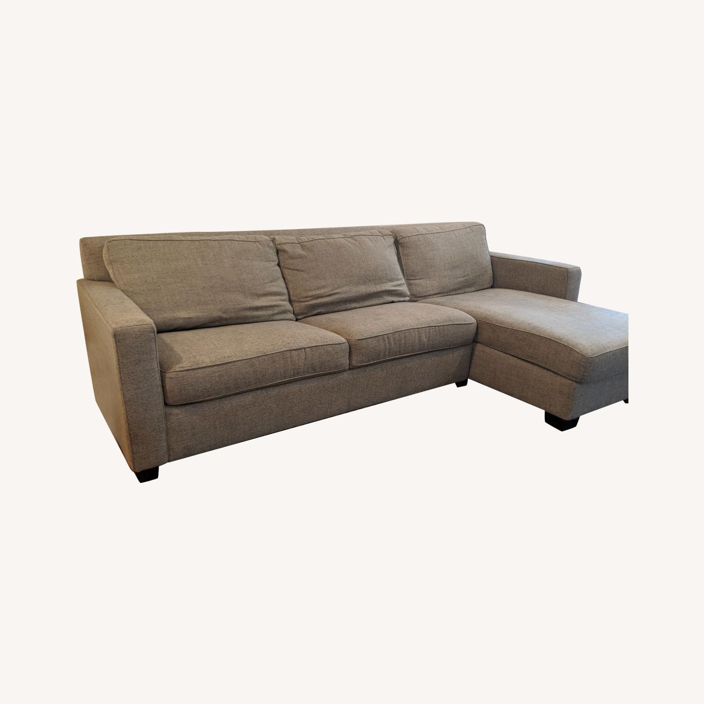 West Elm Henry Sofa Bed - image-0