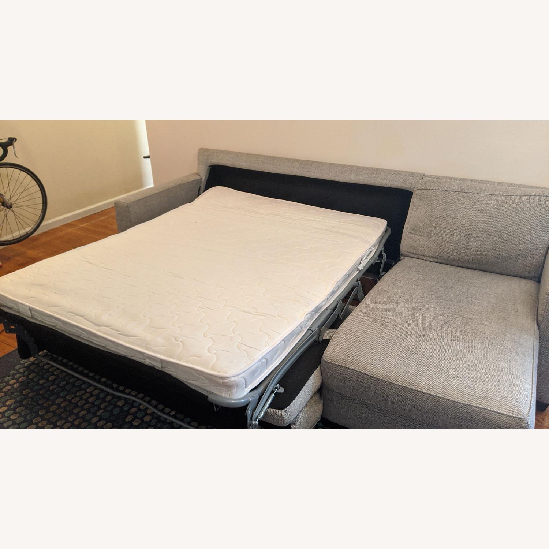West Elm Henry Sofa Bed - image-5