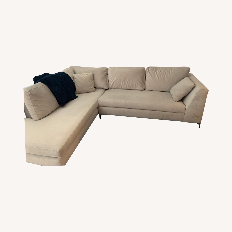 Mulholland 2pc Sectional Sofa - image-0