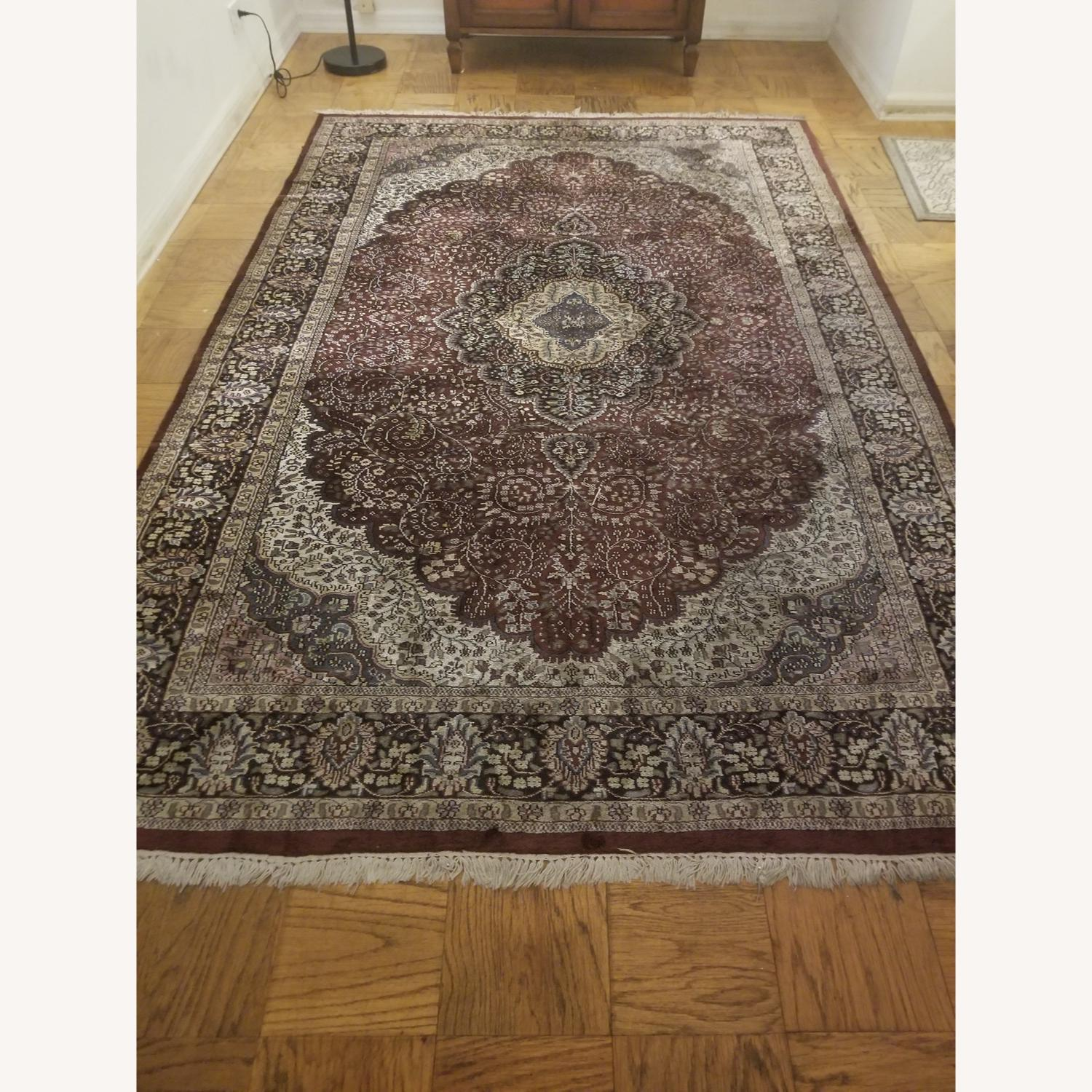 Traditional Persian Area Rug - image-1