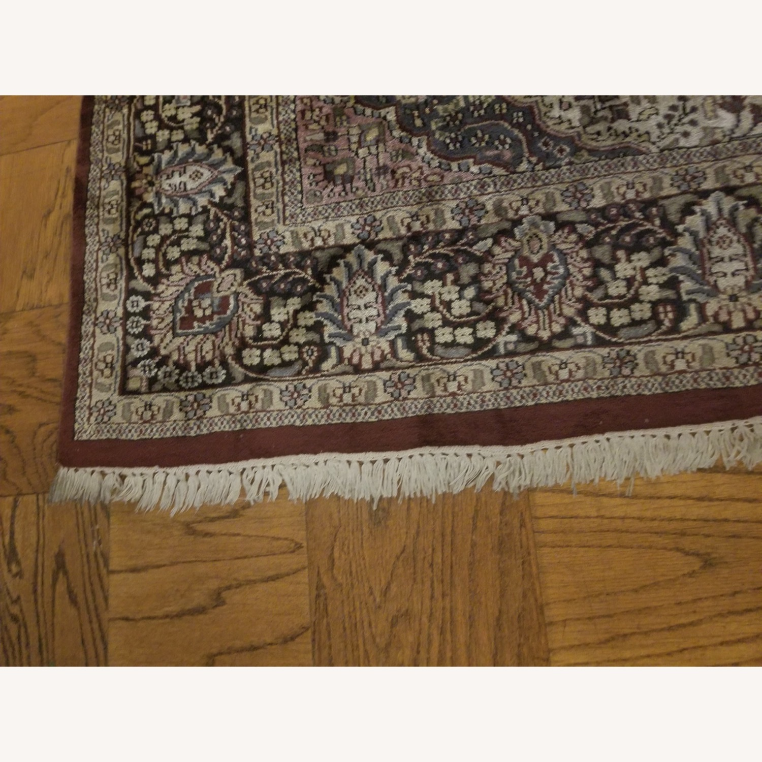 Traditional Persian Area Rug - image-3