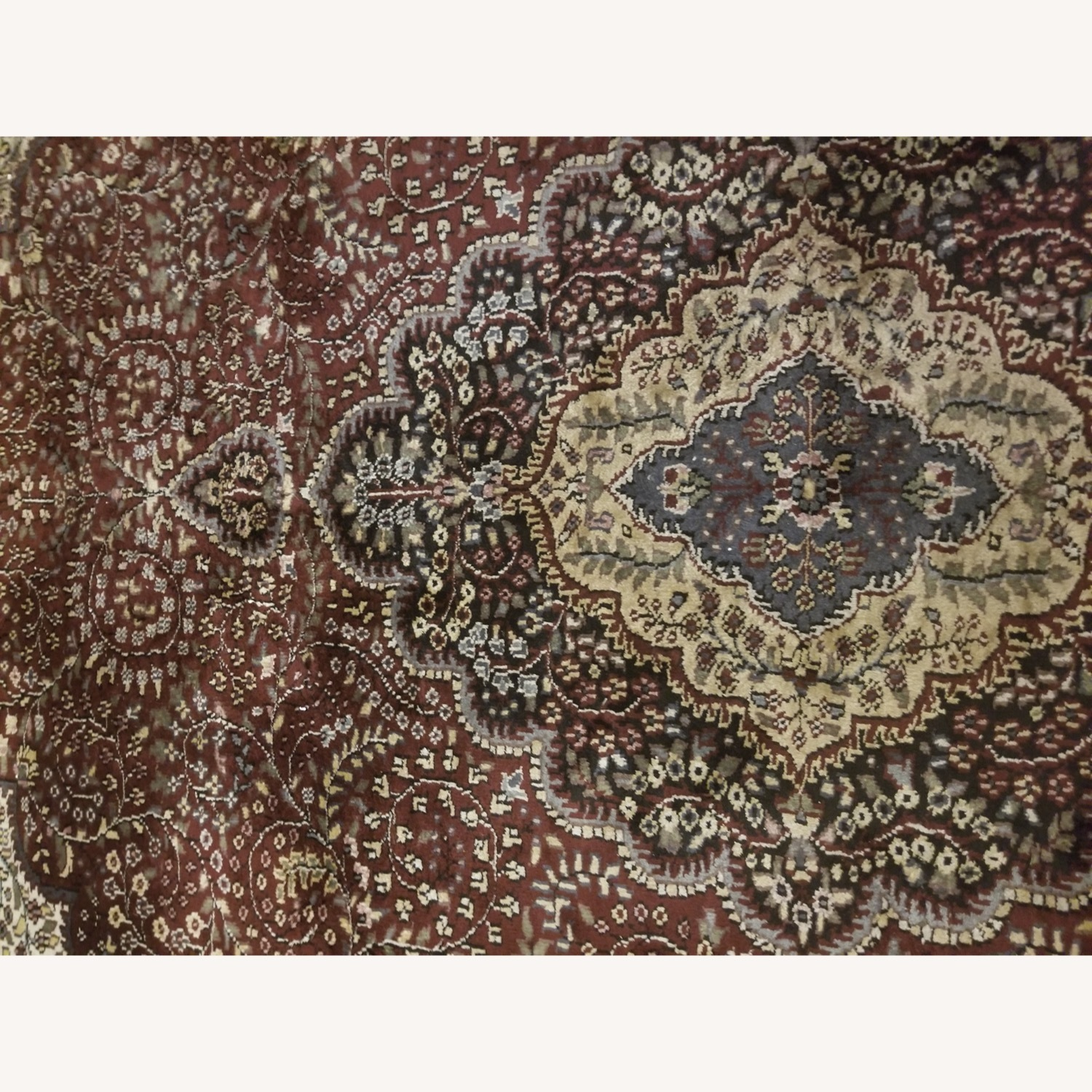 Traditional Persian Area Rug - image-4