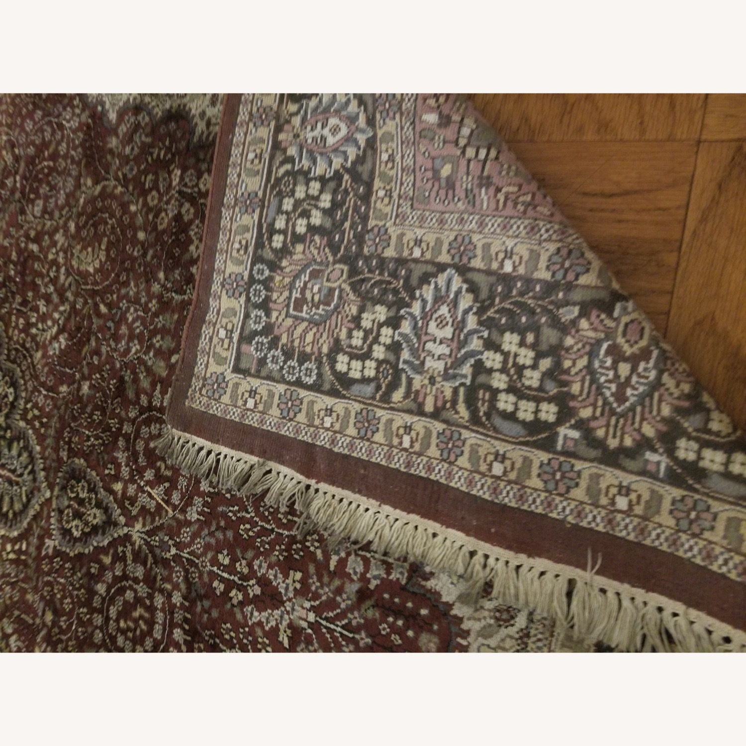 Traditional Persian Area Rug - image-2