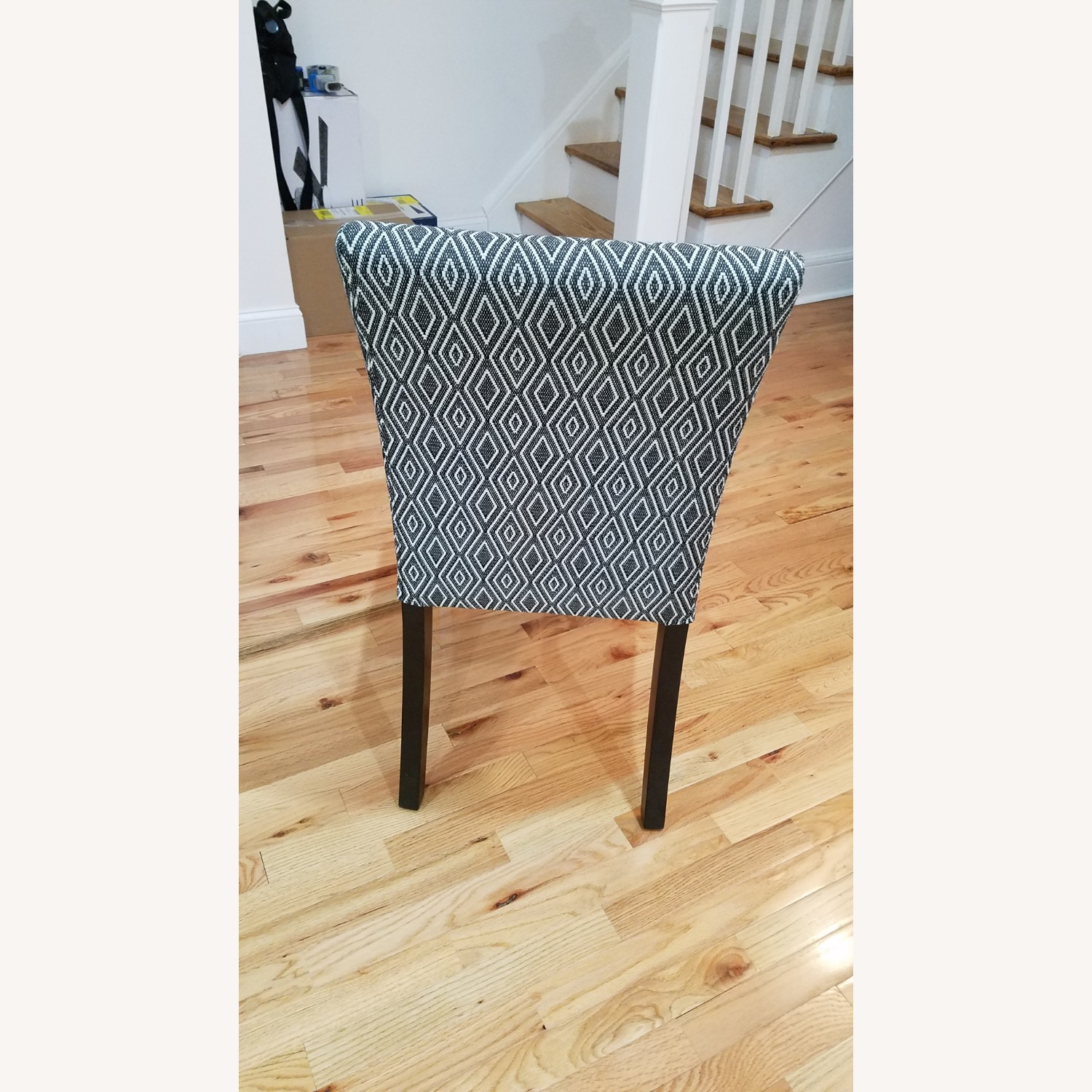Crate & Barrel Dining Chairs - image-2