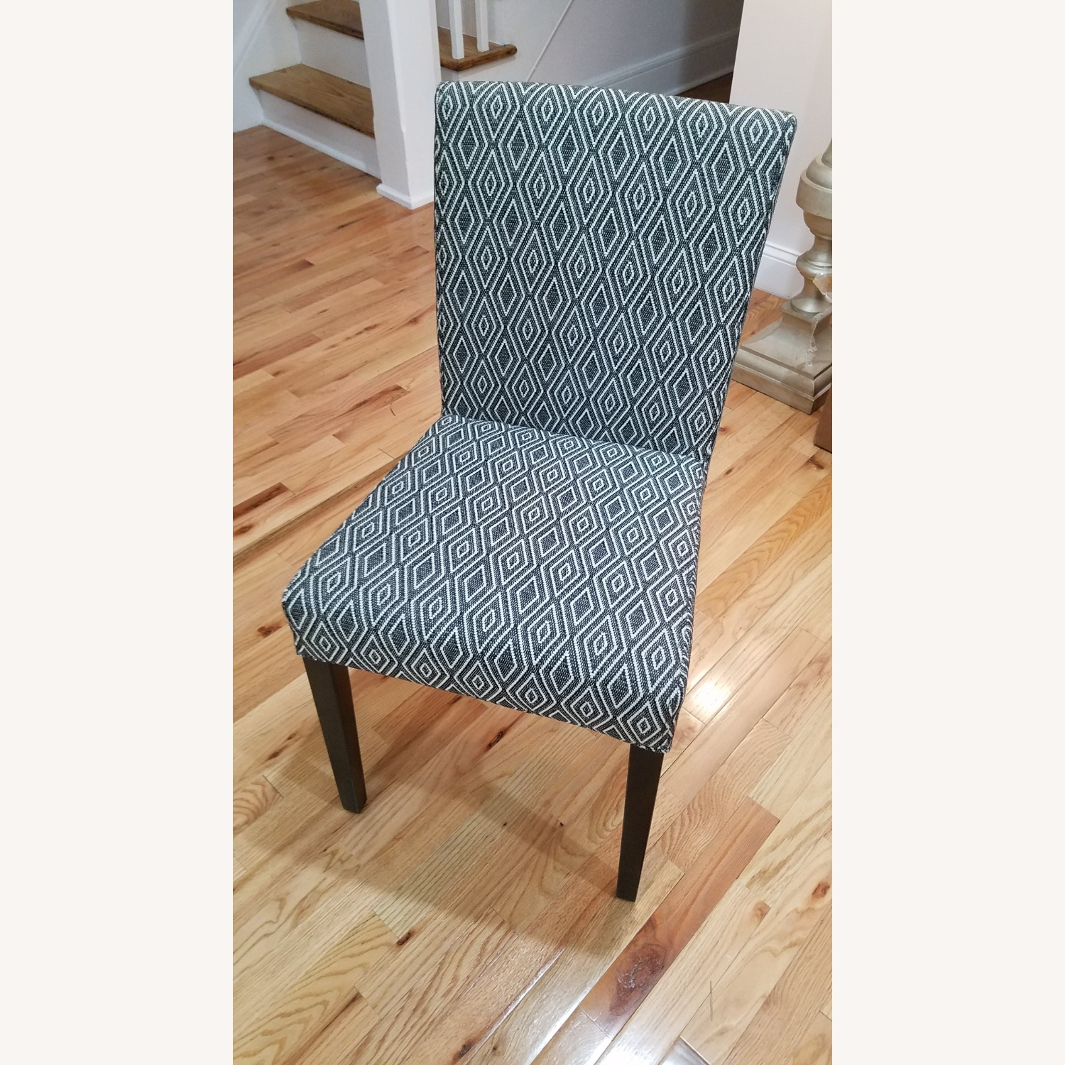 Crate & Barrel Dining Chairs - image-0