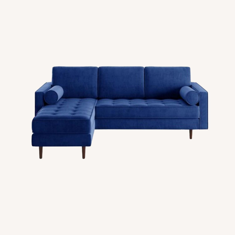Wayfair 2 Piece Sectional Sofa - image-0
