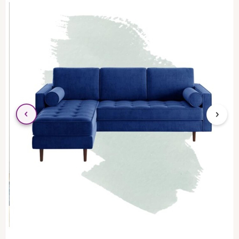 Wayfair 2 Piece Sectional Sofa - image-3
