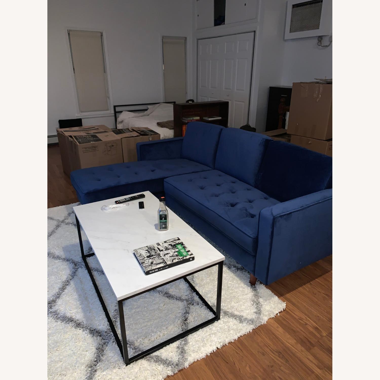 Wayfair 2 Piece Sectional Sofa - image-1