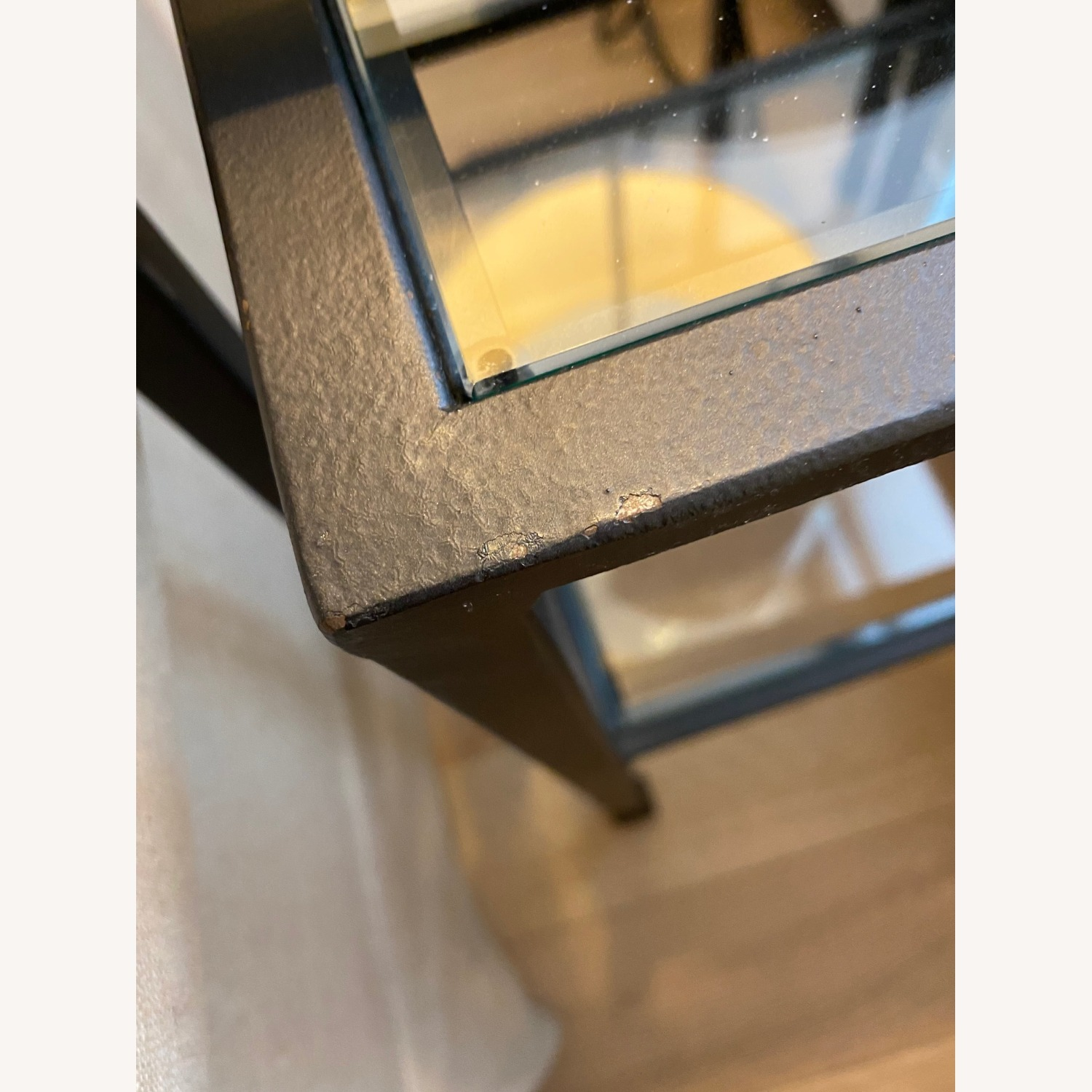 Pottery Barn Tanner Nesting End Tables - image-9