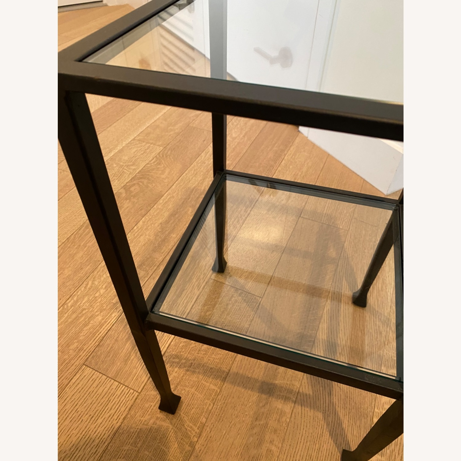 Pottery Barn Tanner Nesting End Tables - image-5