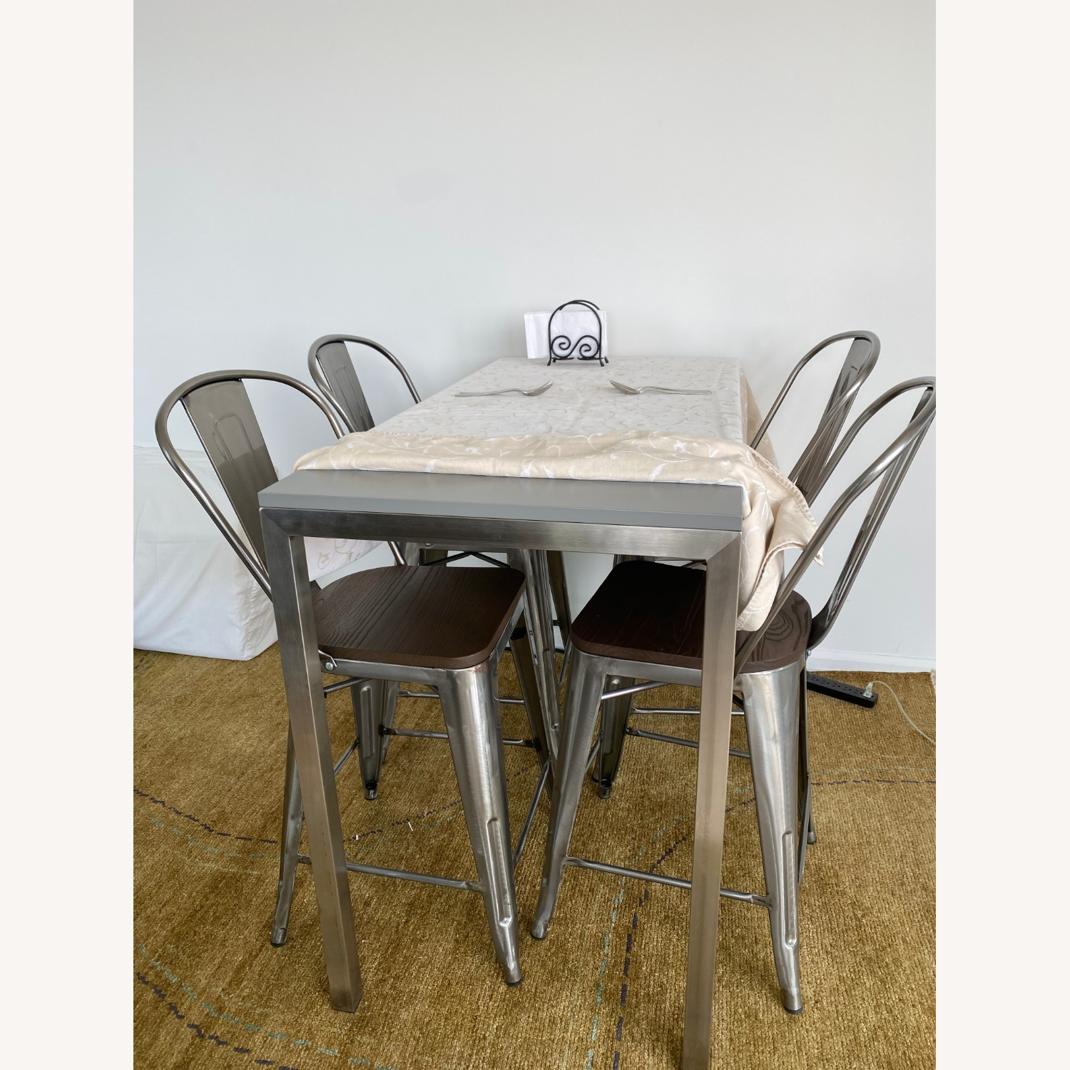 Il Loft Chairs for Counter Table - image-3