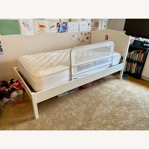 Used Pottery Barn Kids Austin Bed for sale on AptDeco
