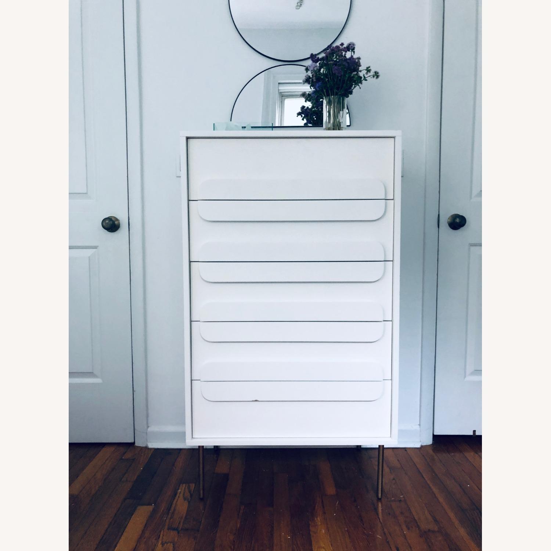 West Elm Designer Dresser - image-0