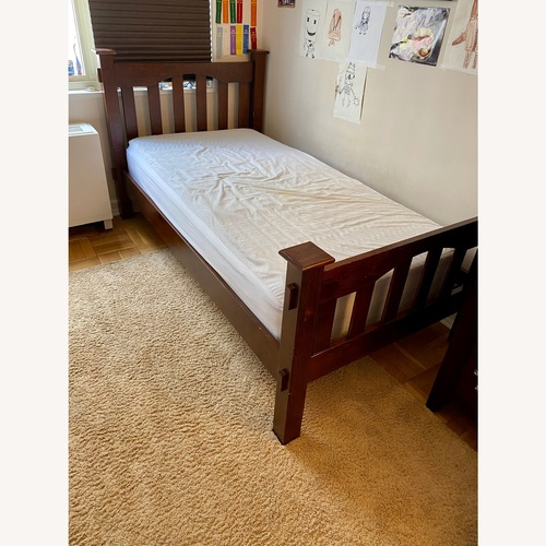 Used Pottery Barn Kids Kendall Bed for sale on AptDeco