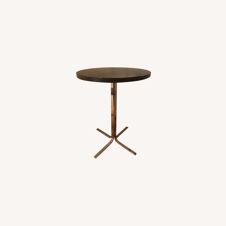 West Elm Bar Table - image-0