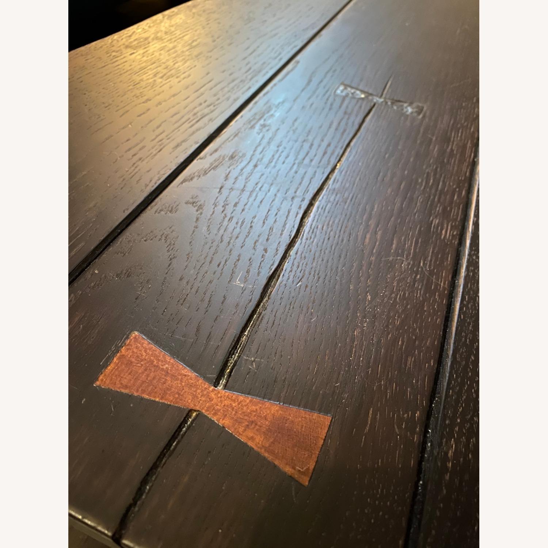 Vintage Reclaimed Wood Coffee Table - image-4