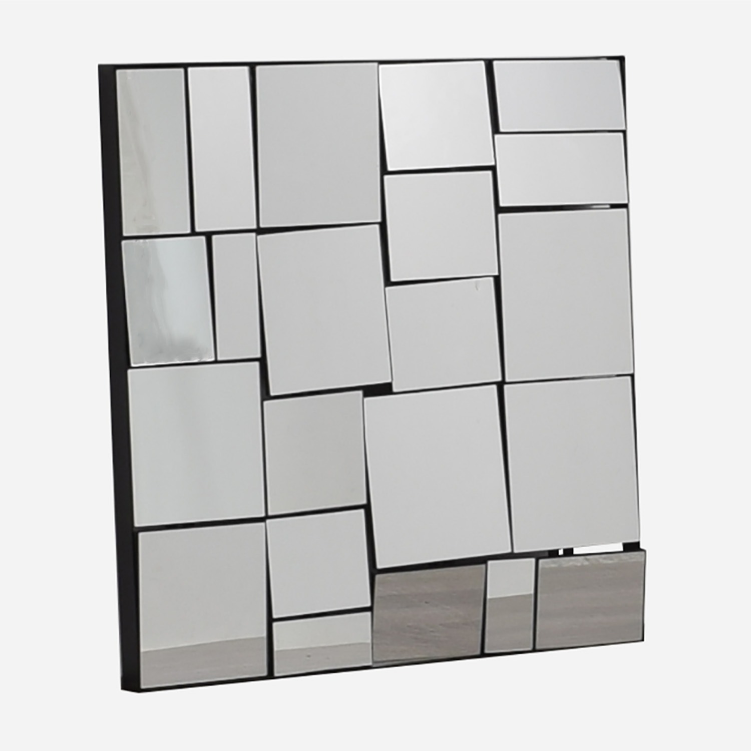 CB2 Perspective Wall Mirror - image-1