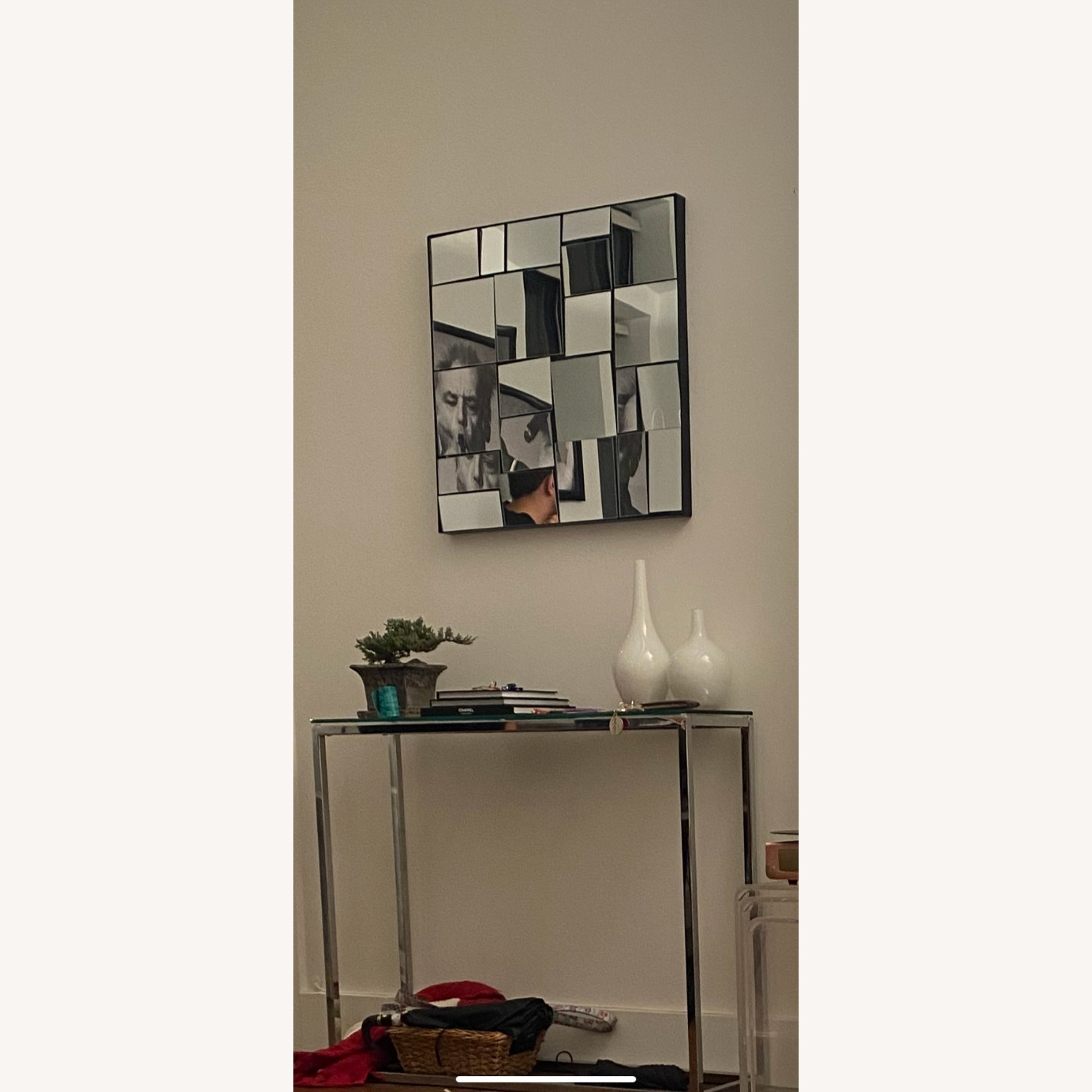 CB2 Perspective Wall Mirror - image-2
