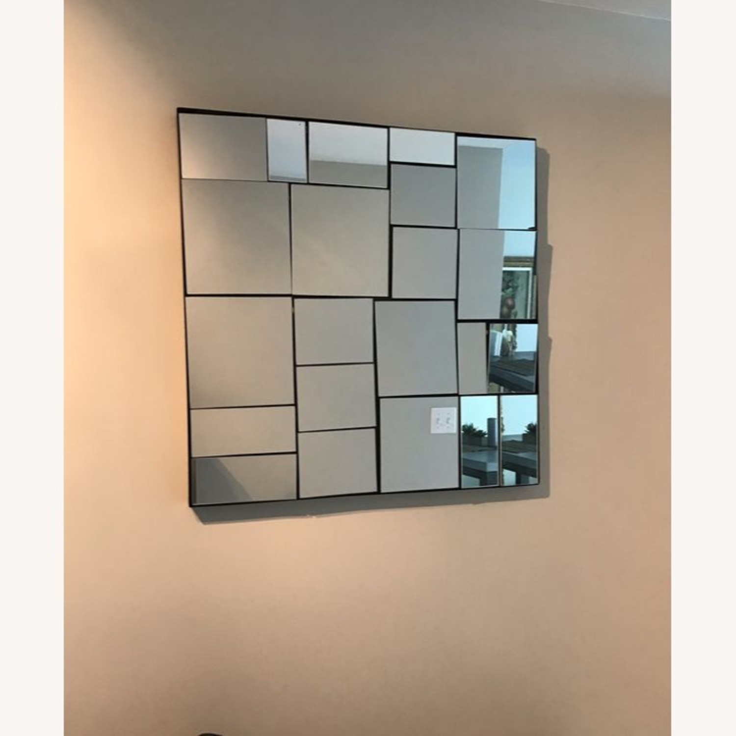 CB2 Perspective Wall Mirror - image-3