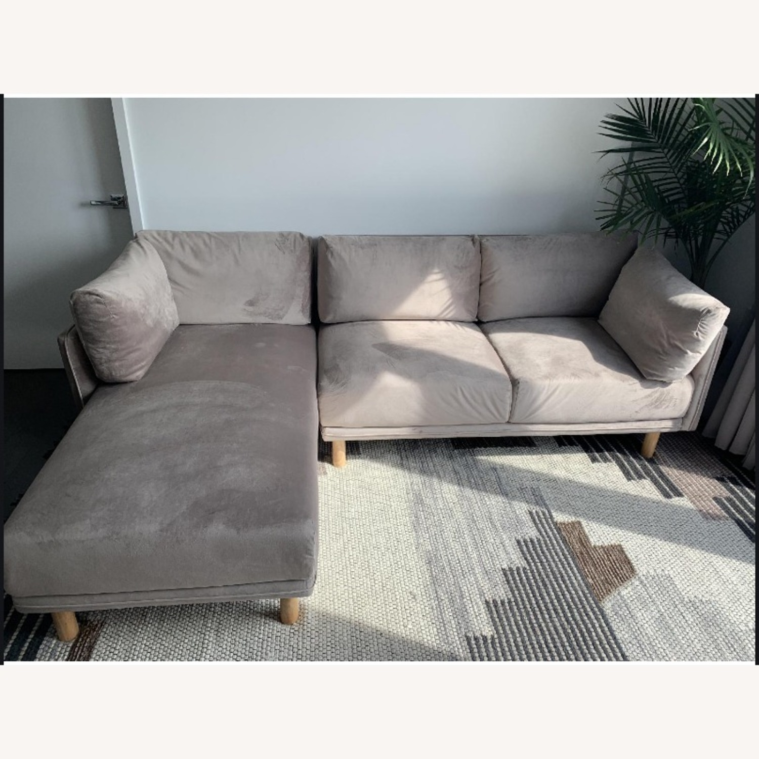 Rove Anderson Collection Sectional Sofa - image-1