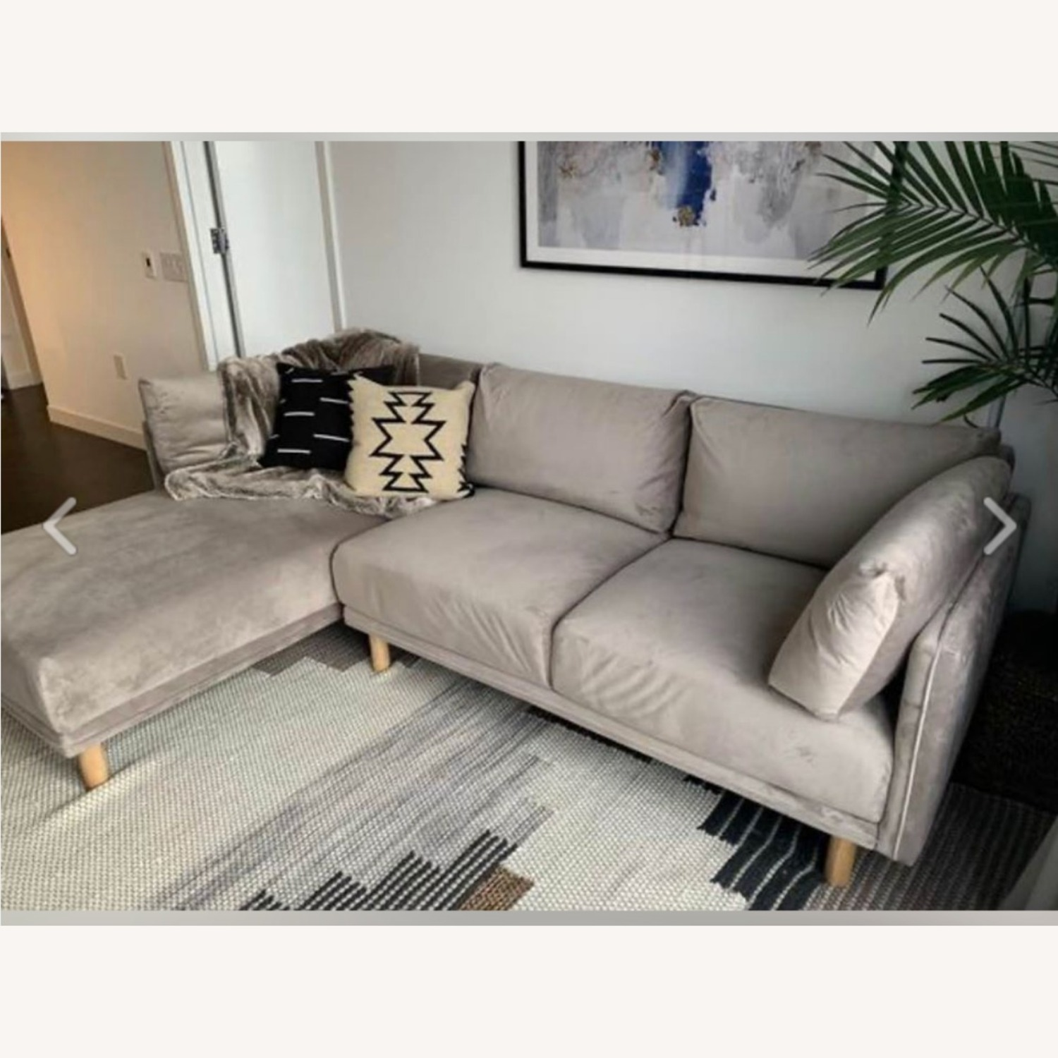Rove Anderson Collection Sectional Sofa - image-3
