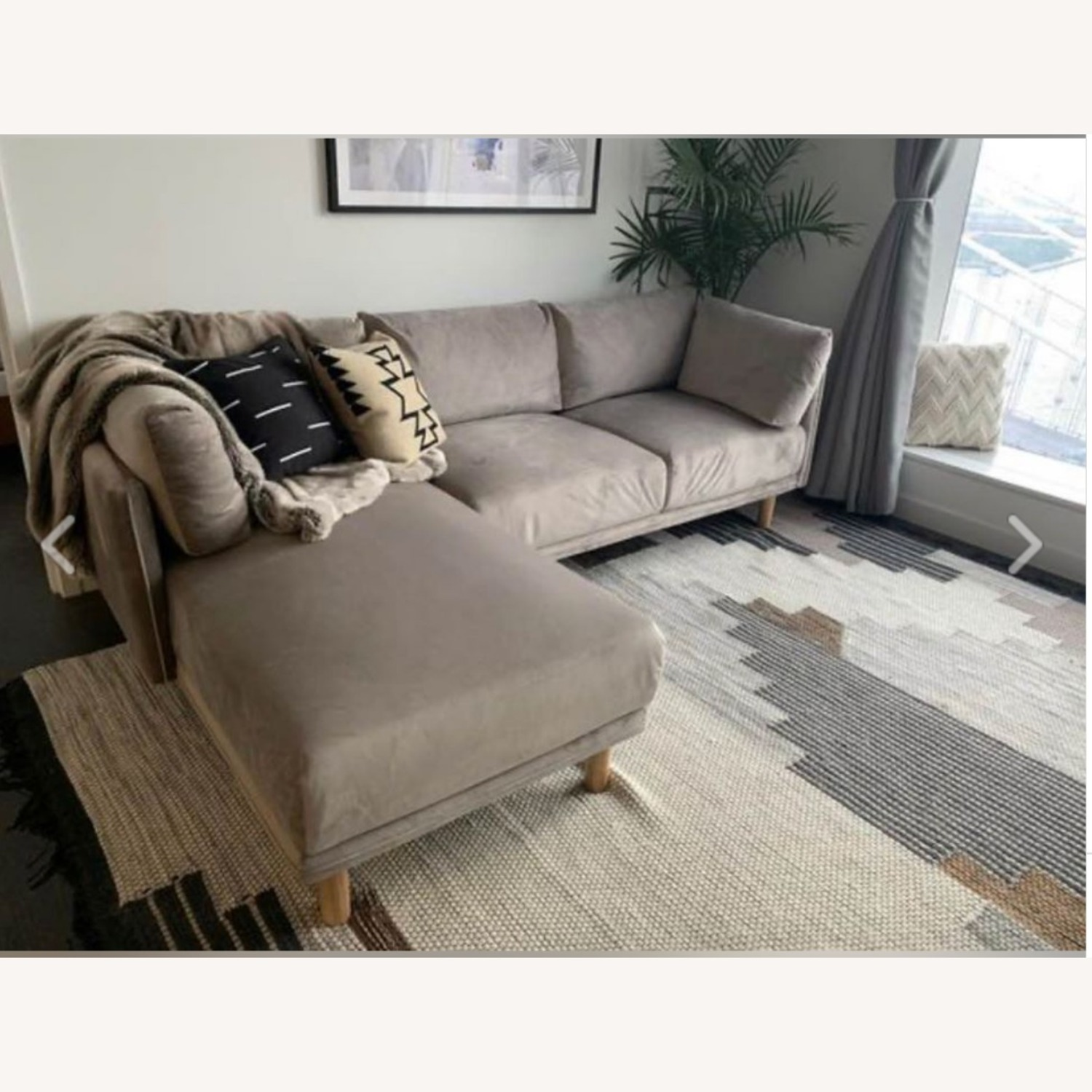 Rove Anderson Collection Sectional Sofa - image-2