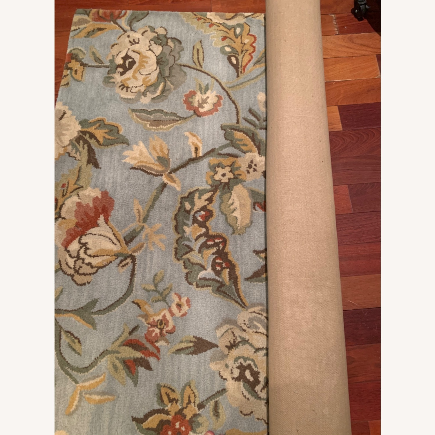Pottery Barn Area Rug - image-1
