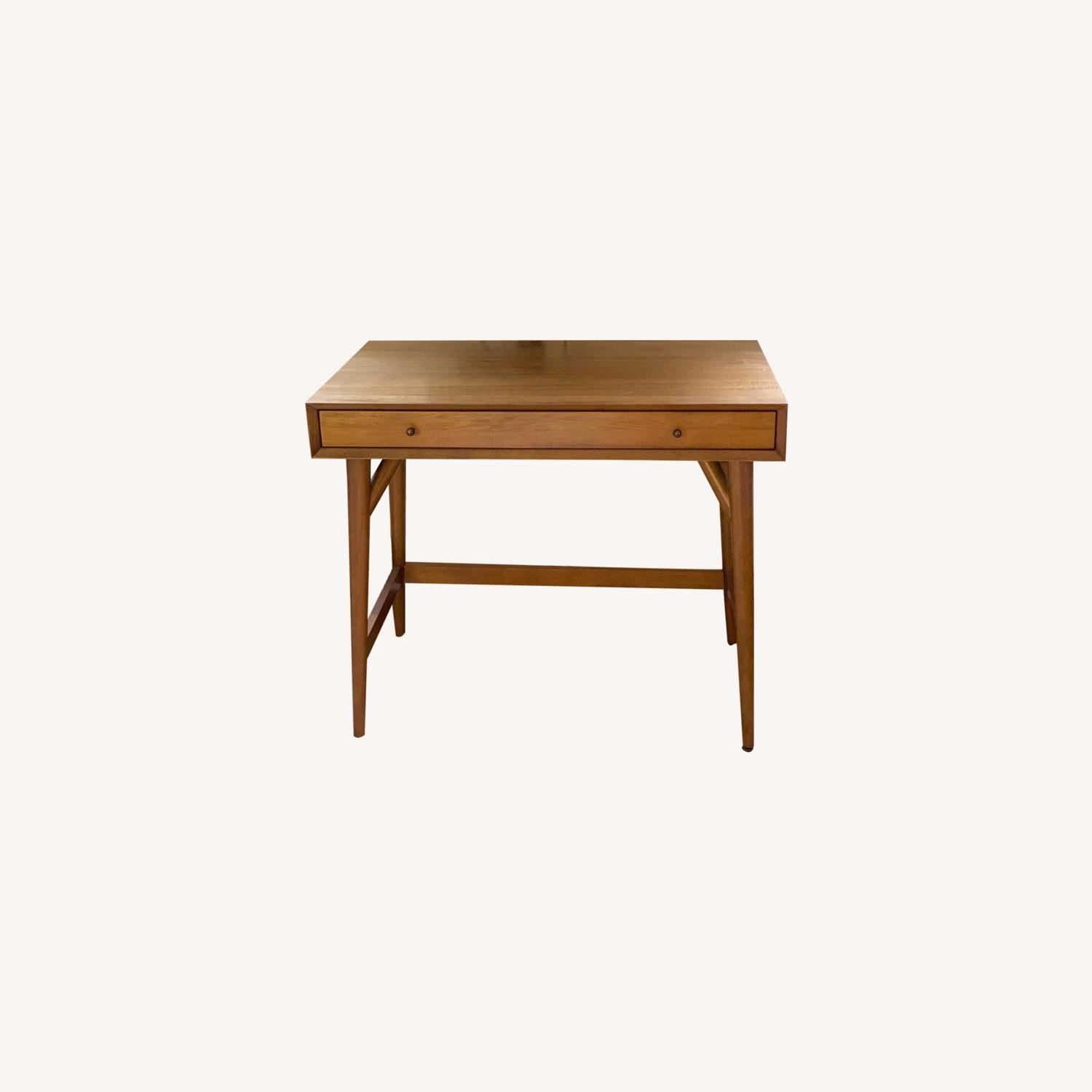 West Elm Mid Century Mini Desk - image-0