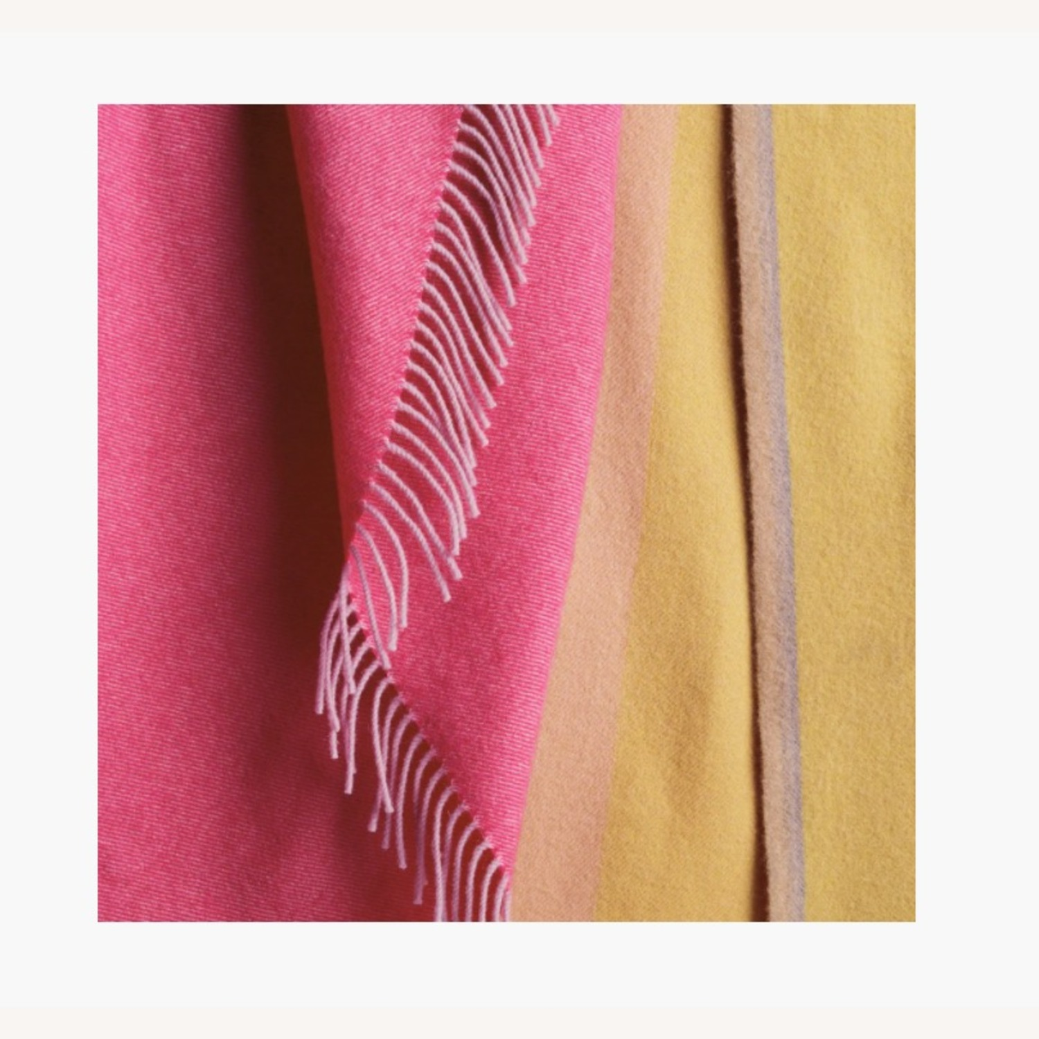 Design Within Reach Color Block Throw - image-2