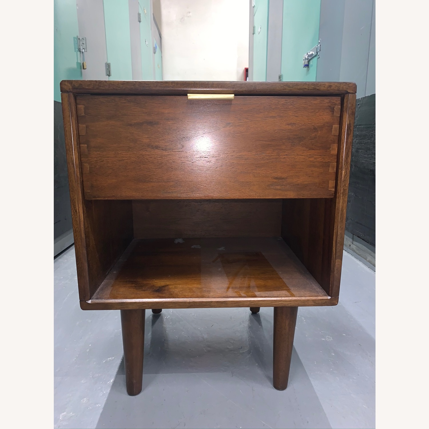 West Elm 1 Drawer Nightstand - image-0