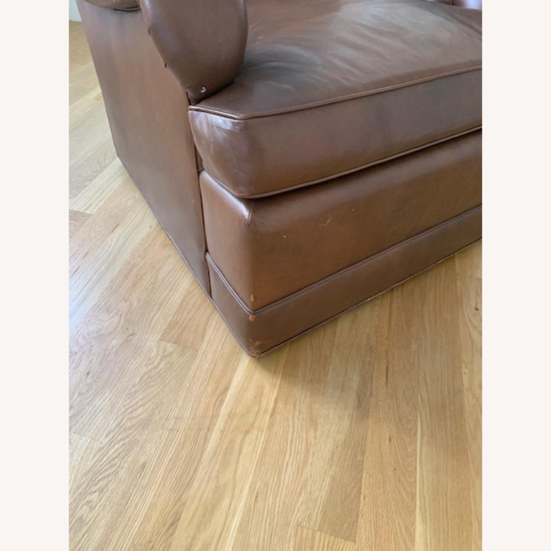 Ferrell + Mittman Leather Club Chair - image-4
