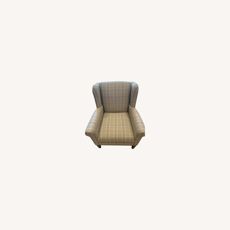 Bassett Georgia Accent Chair - image-7