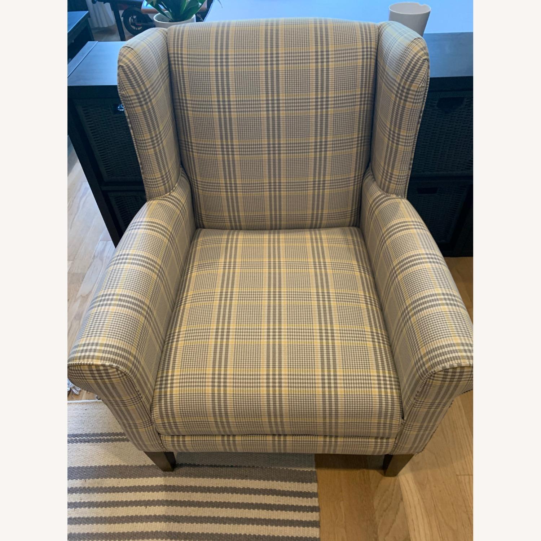 Bassett Georgia Accent Chair - image-1