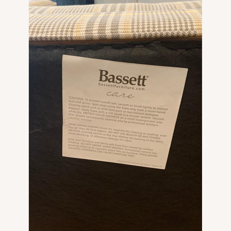 Bassett Georgia Accent Chair - image-5
