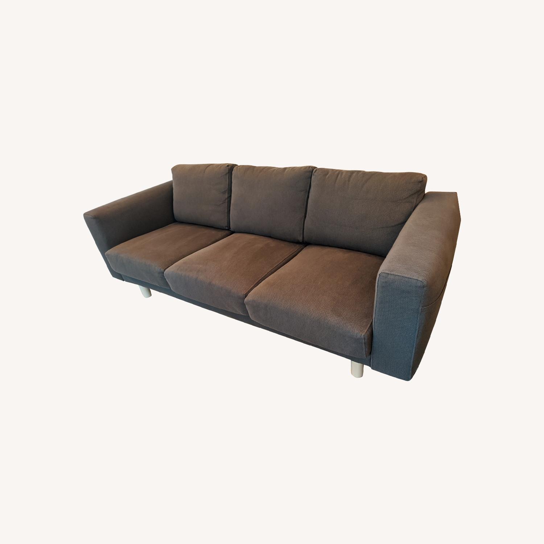 IKEA NORSBORG 3 Seat Sofa Couch - image-0