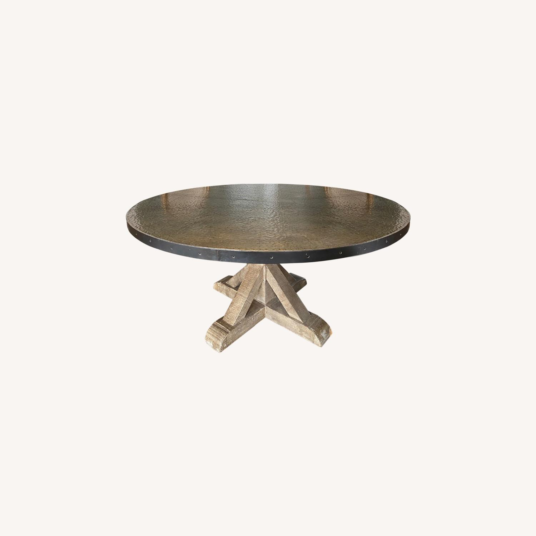 Restoration Hardware Dining Table - image-0