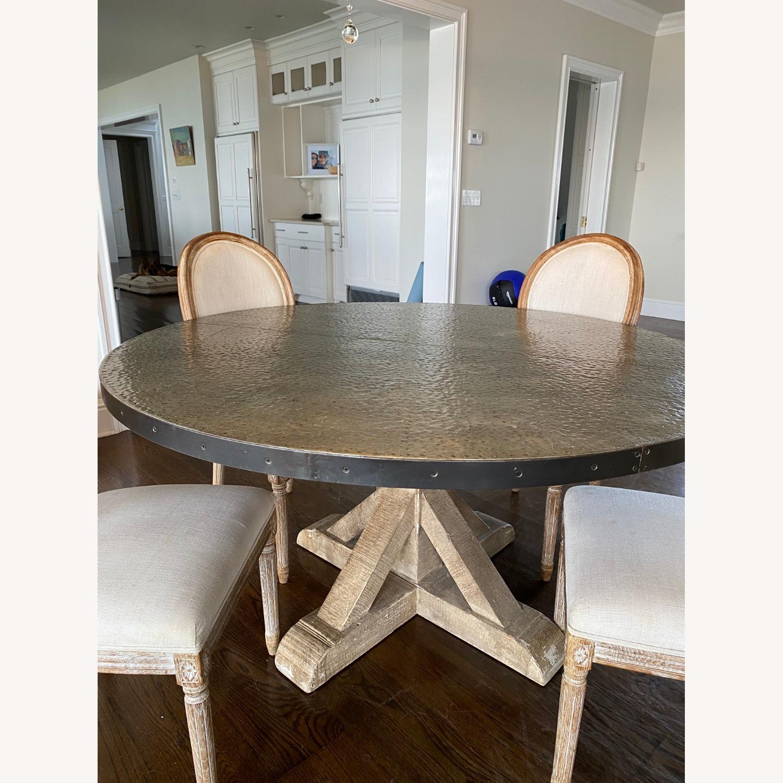 Restoration Hardware Dining Table - image-2