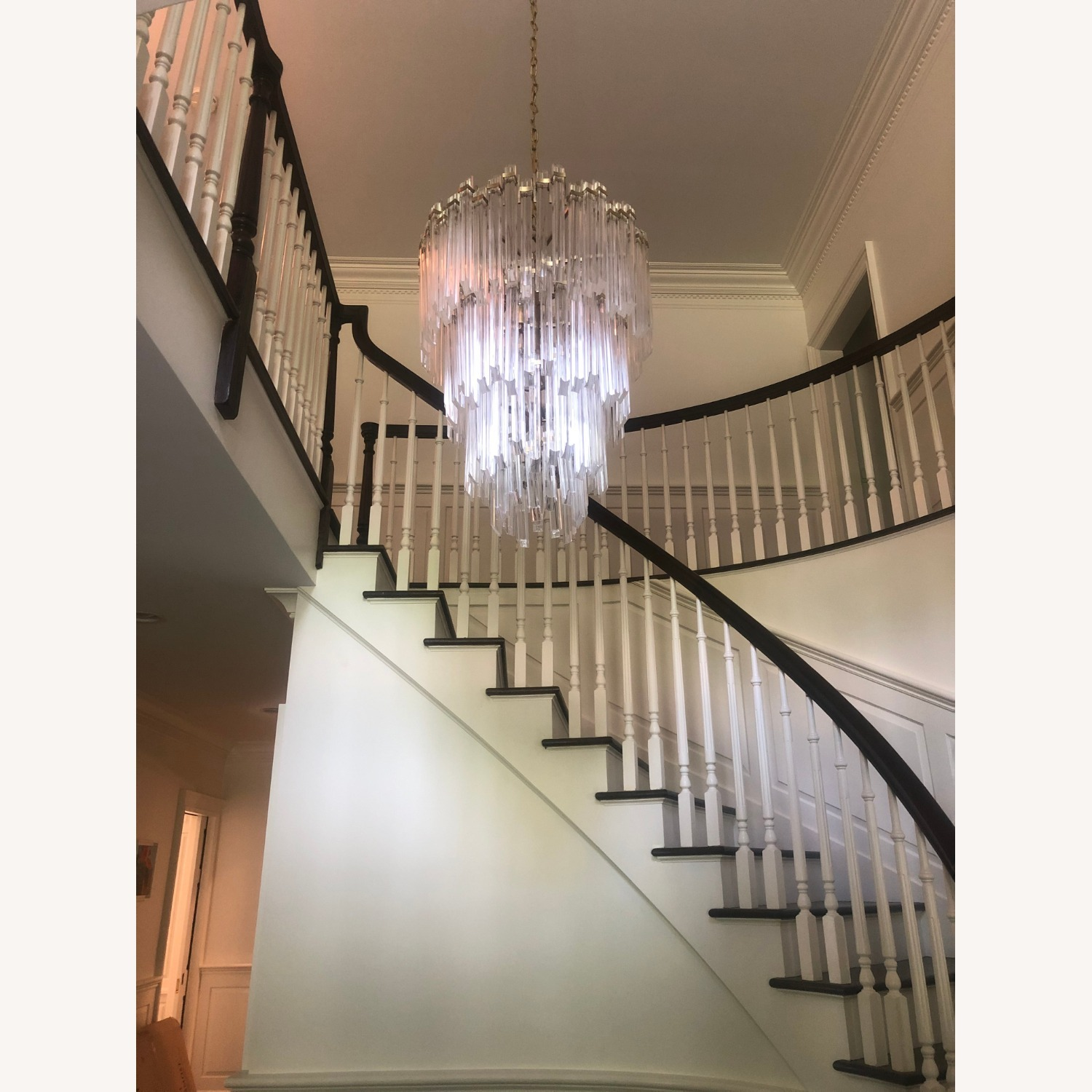 Three-Tier Waterfall Chandelier - image-2