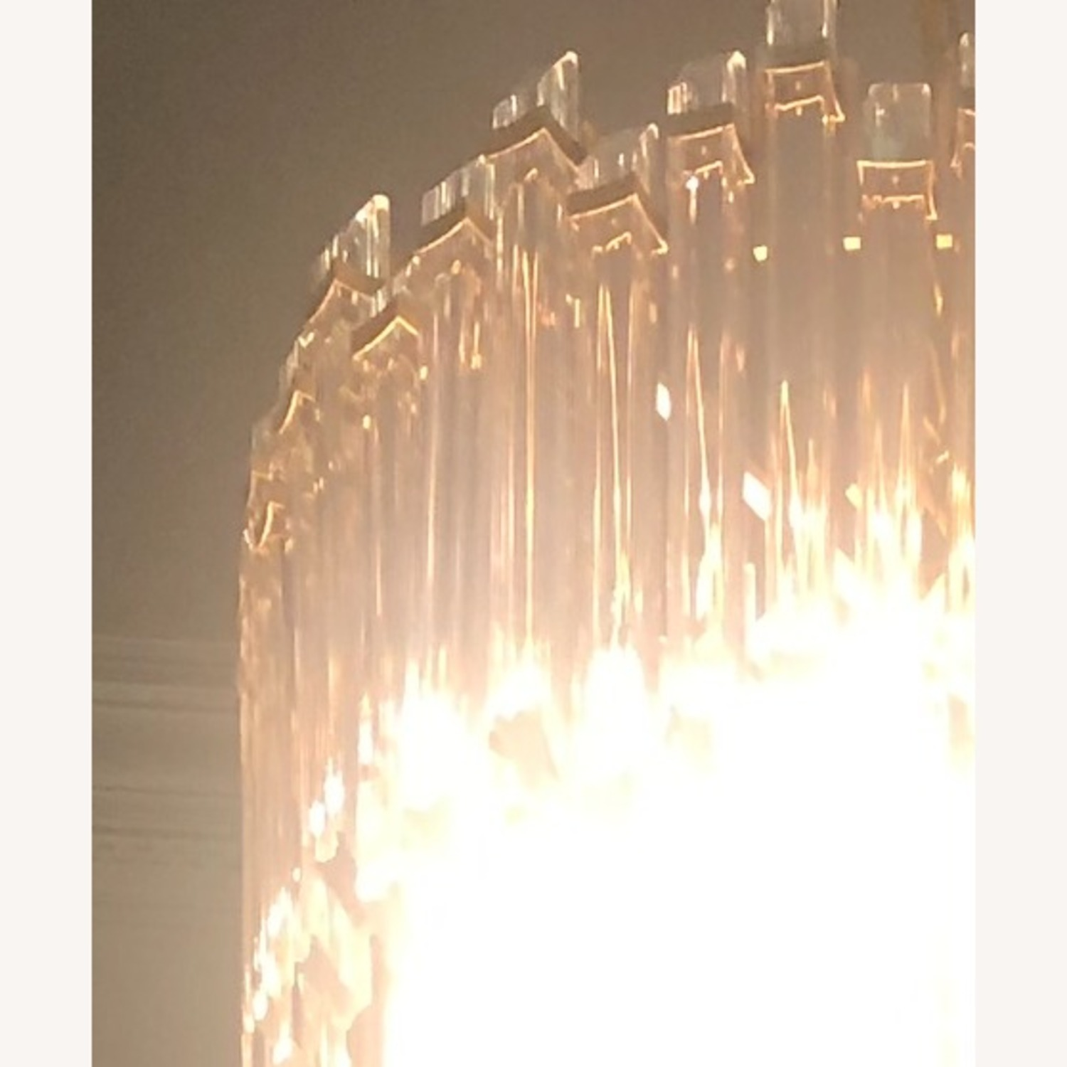 Three-Tier Waterfall Chandelier - image-9