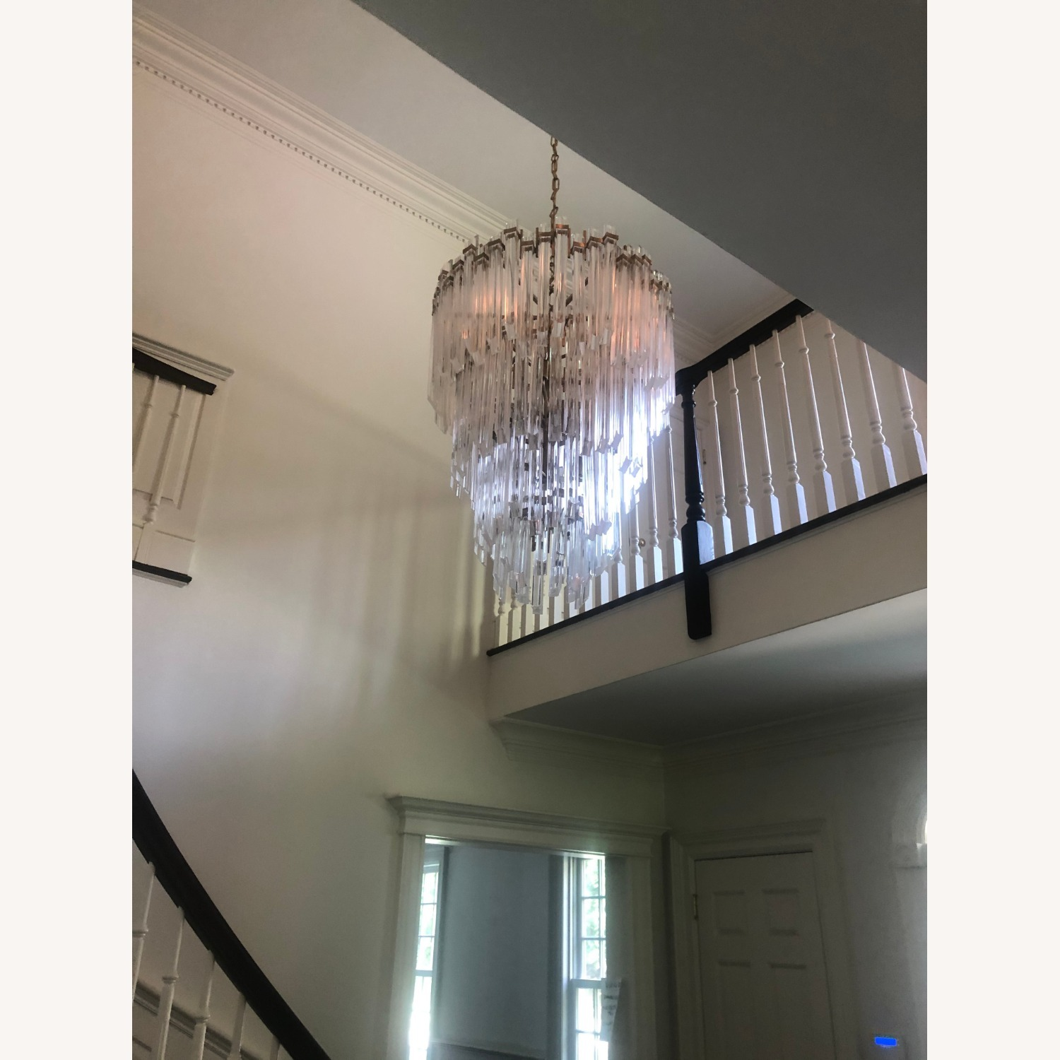 Three-Tier Waterfall Chandelier - image-3