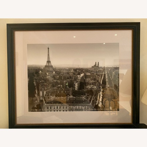 Used View of Paris from the Arc de Triomphe for sale on AptDeco