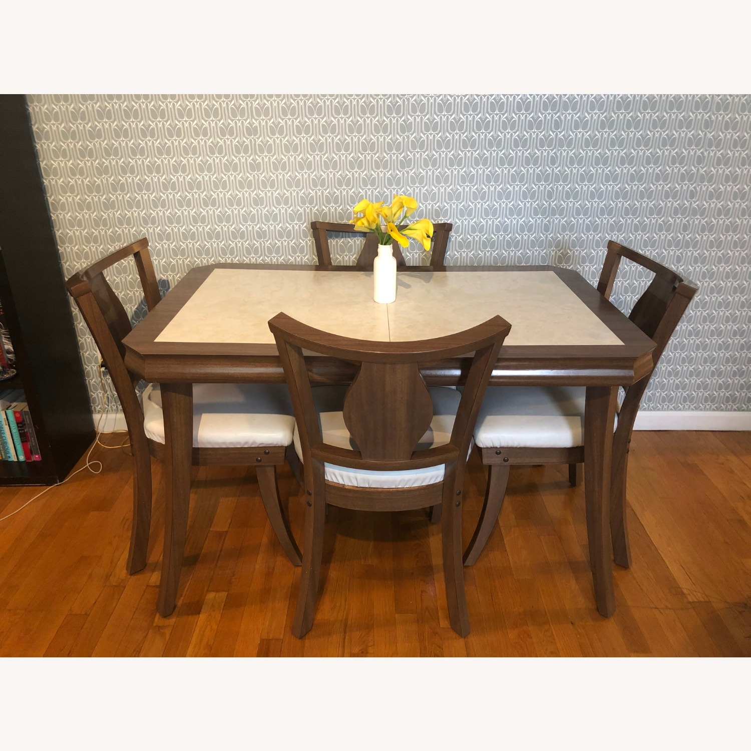 Mid Century Modern Dining Table - image-1