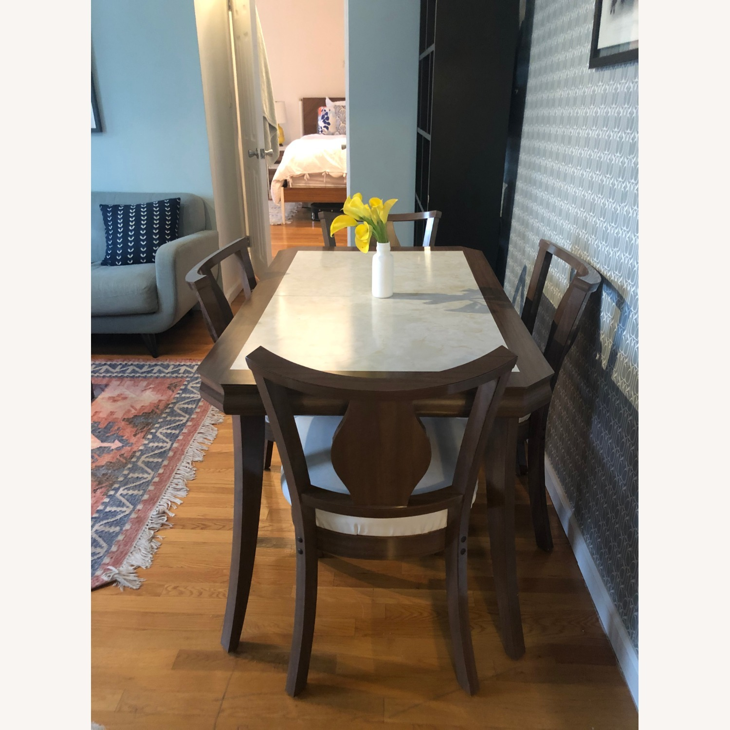 Mid Century Modern Dining Table - image-2