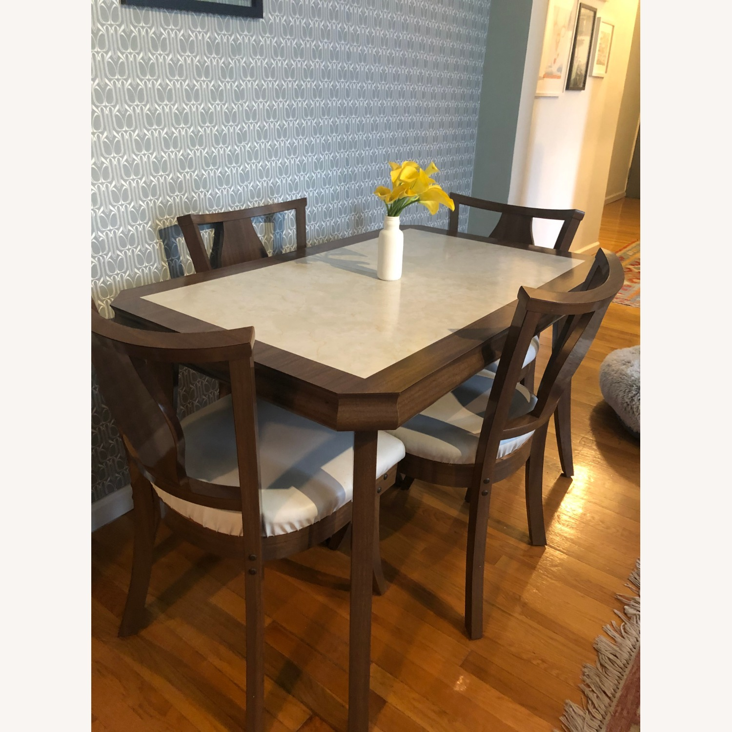 Mid Century Modern Dining Table - image-3